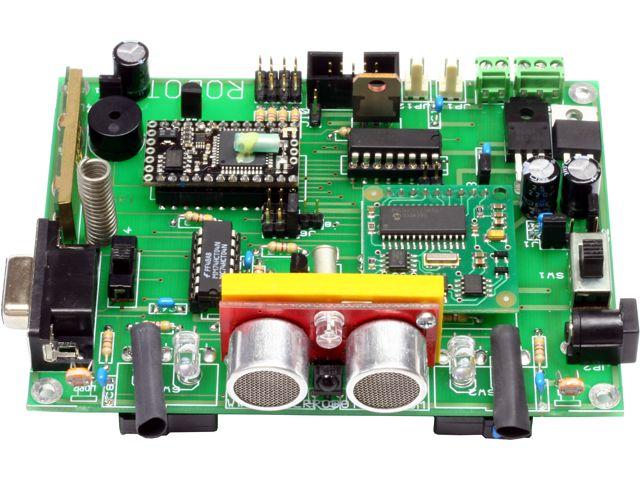 Ejemplo de Componentes electrónicos Danema Vial